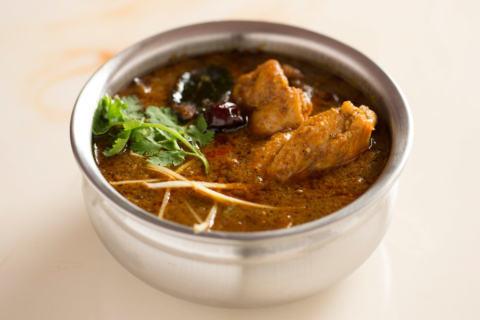 Chicken Chettinadu