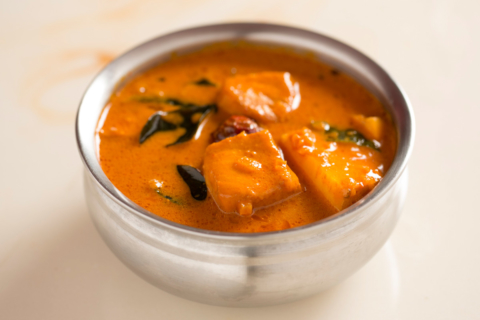 Madras Mean Kolambu