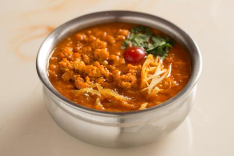 Keema Curry