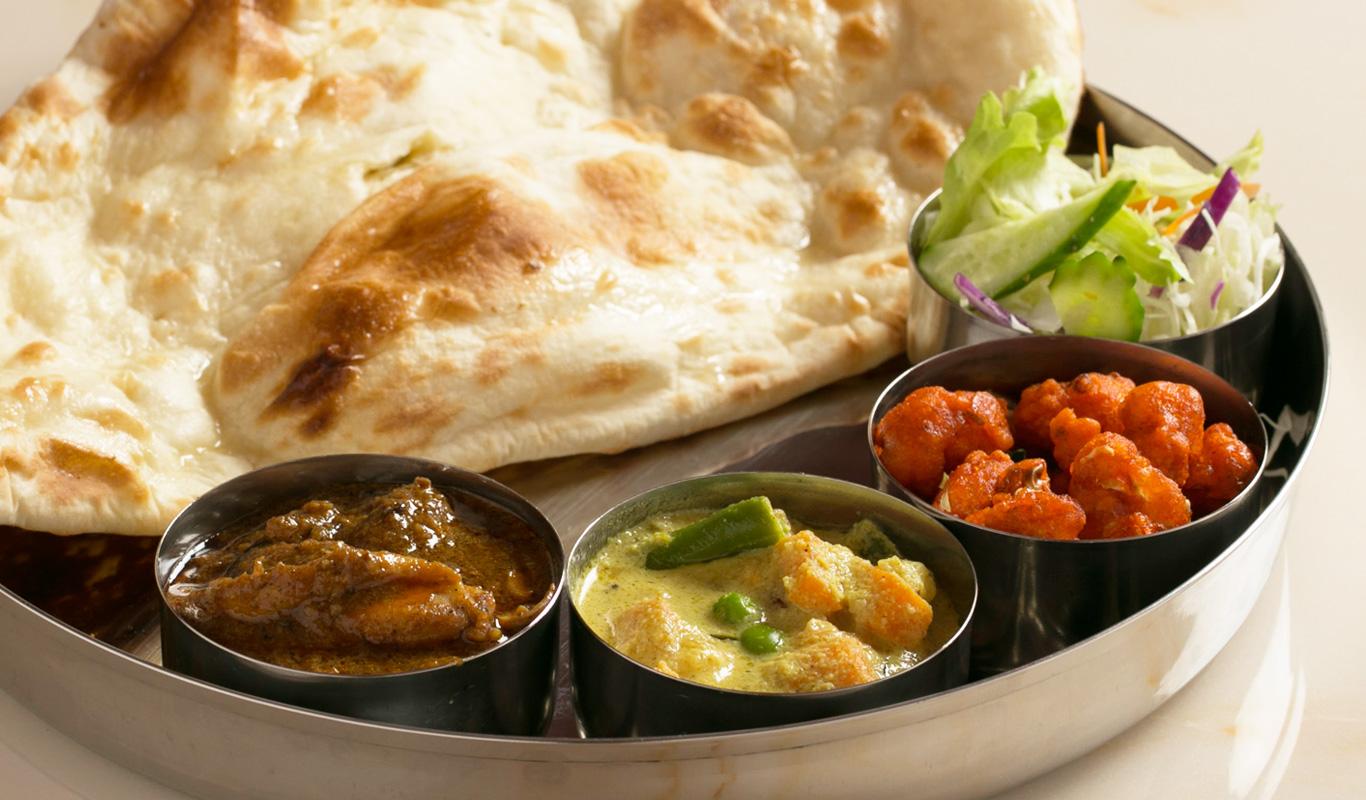 南インド料理 シリバラジ